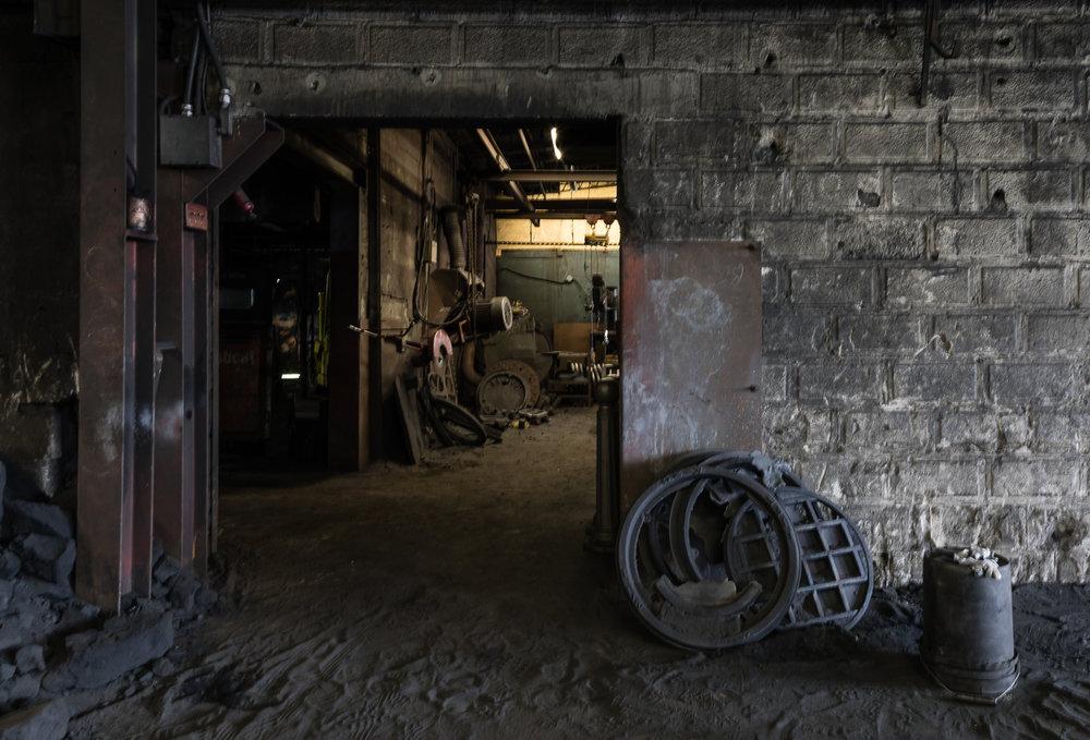 Foundry Interior