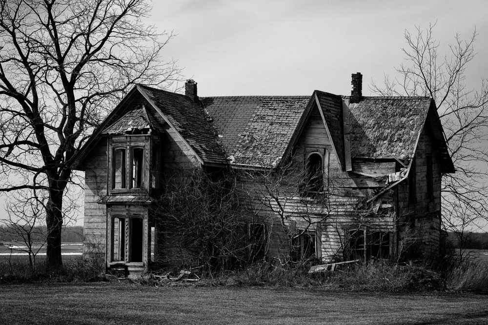 Abandoned Guyitt House