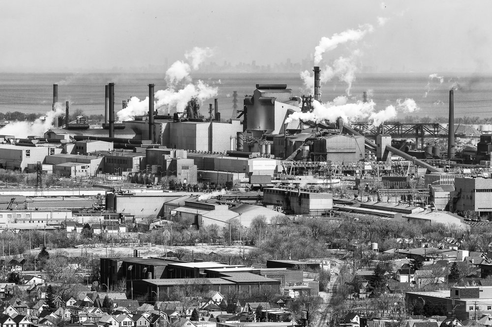 Dofasco Steel Works, Hamilton