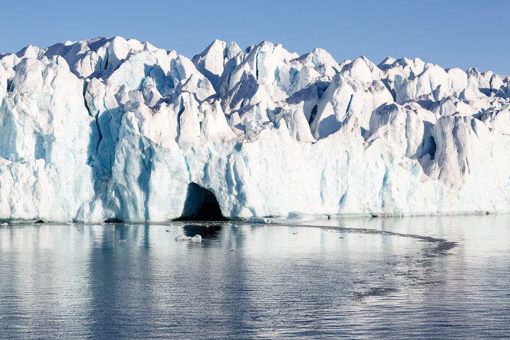 Glacial Formations, Croker Bay