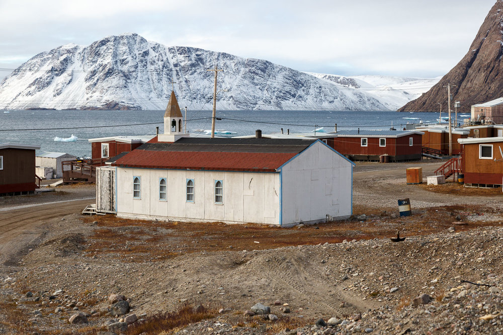 Church in Grise Fiord