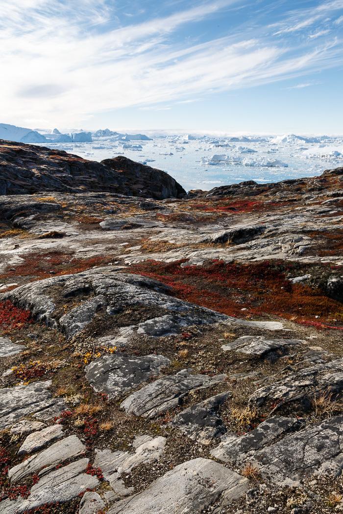 Ice, Rocks and Tundra