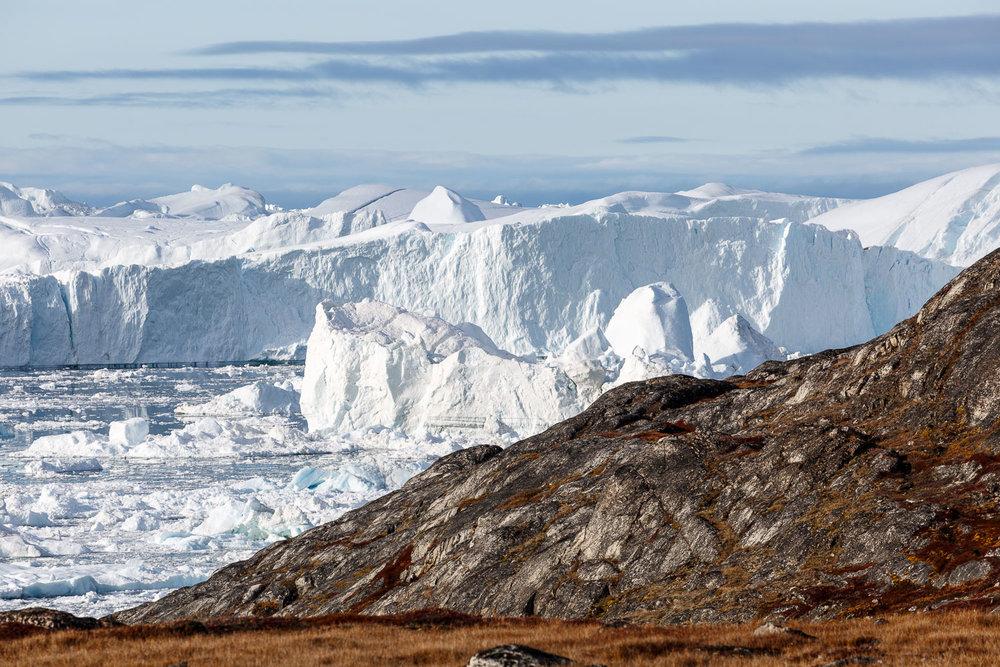 Kangia Ilulissat Icefjord