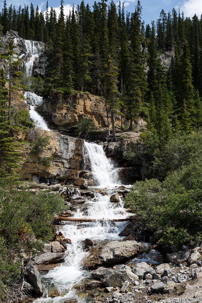Waterfalls at Tangle Creek