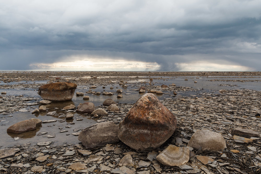 Storm on the Horizon, Kettle Point