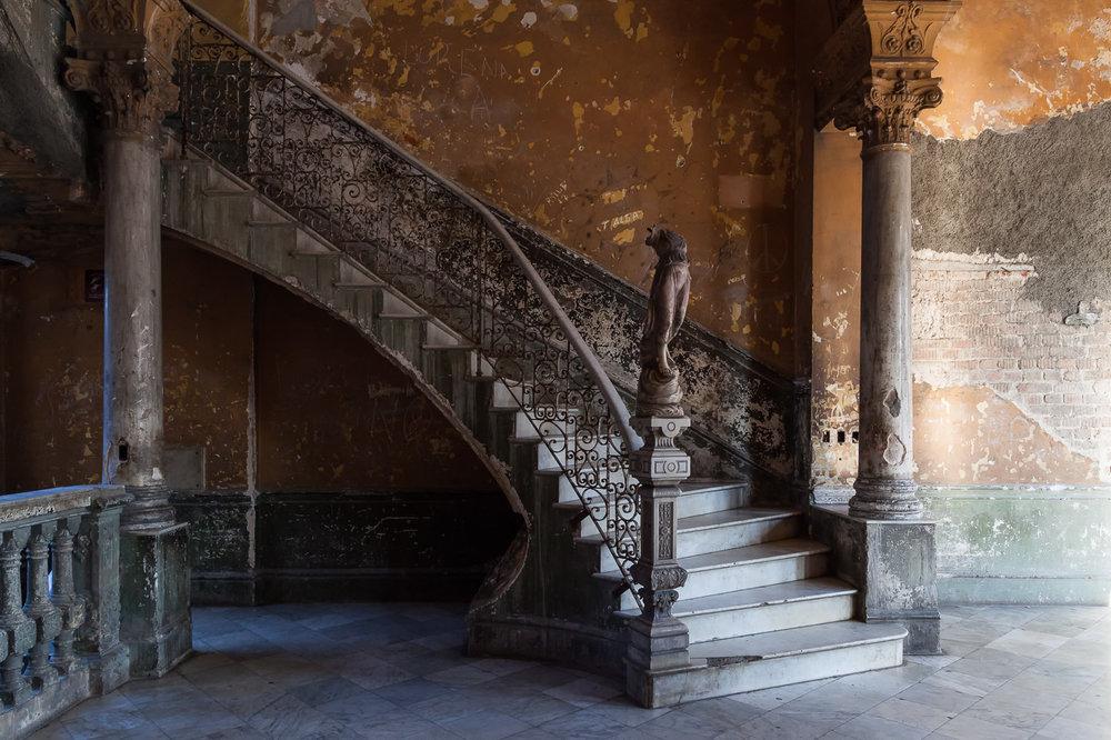 Havana Stairs