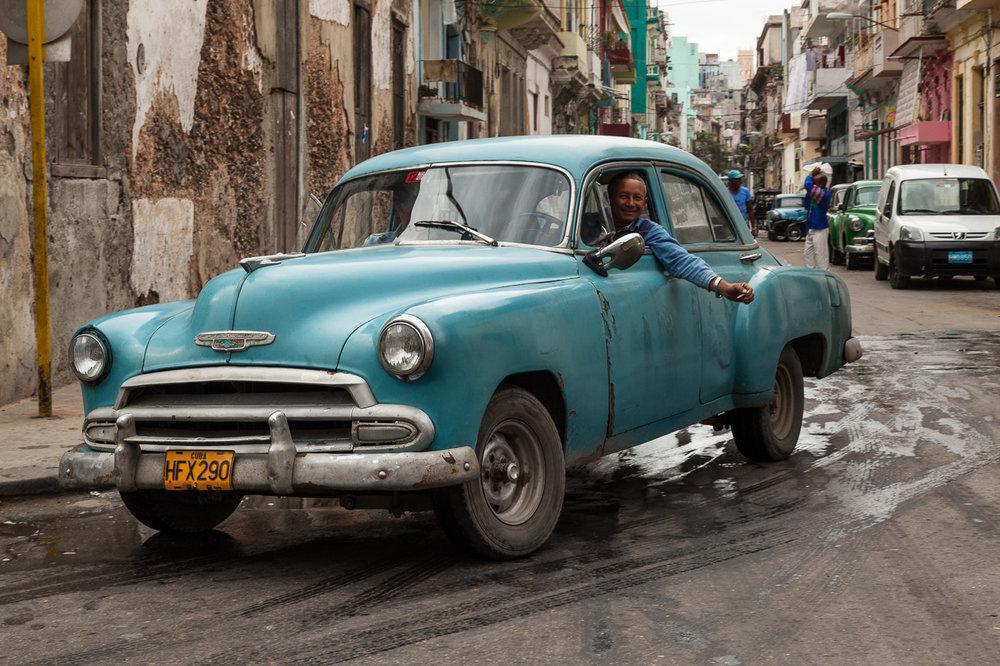Havana Transportation
