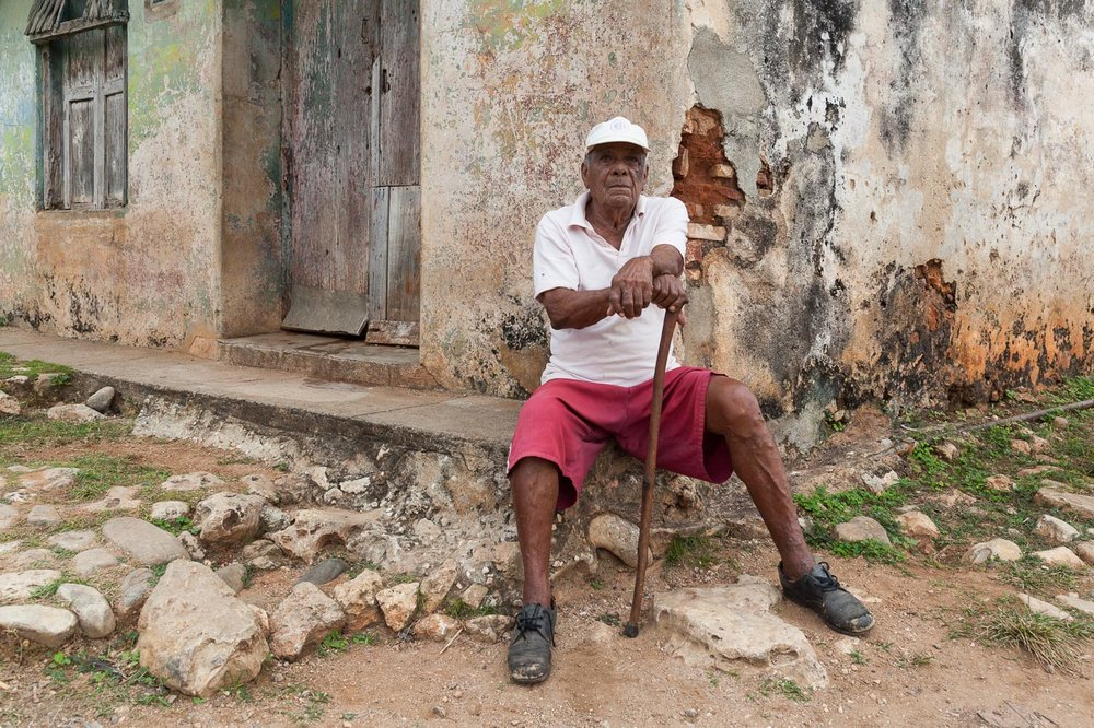 Resident of Trinidad, Cuba