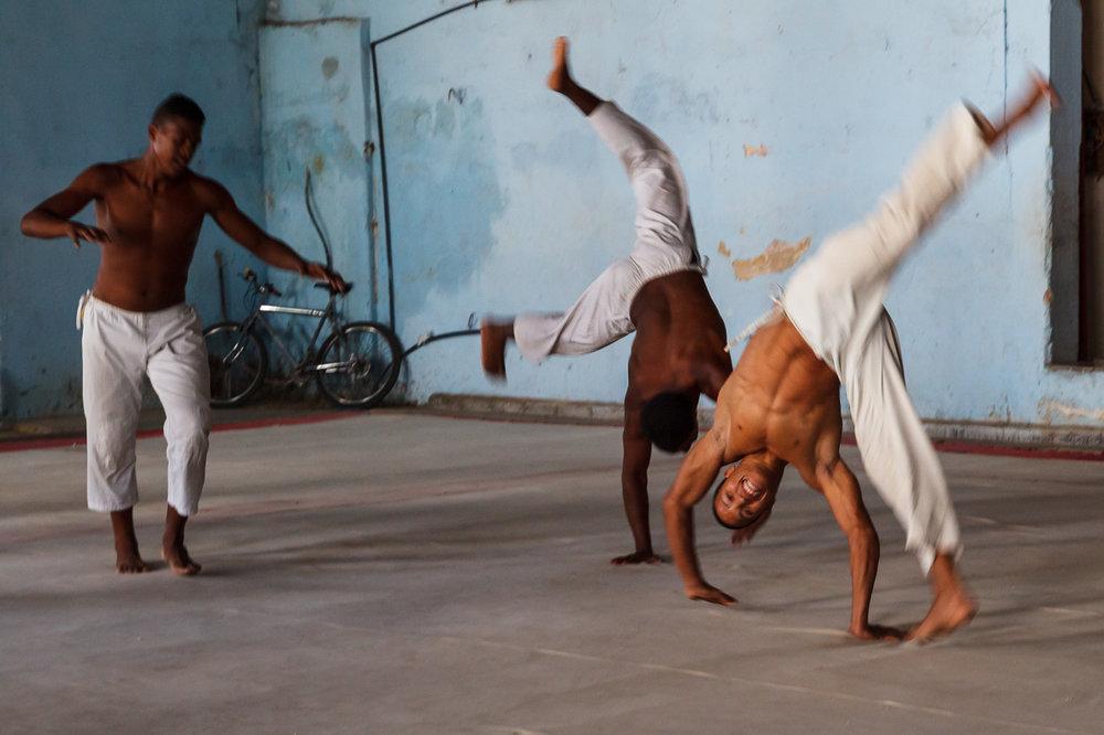Athletic Studio in Trinidad