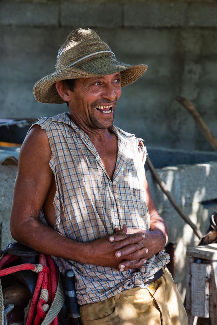 Farm Hand, Cuba
