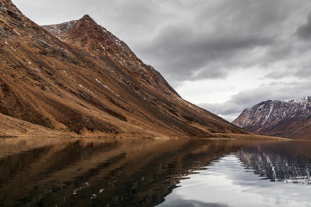 Torngat Mountains. Labrador
