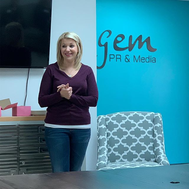 Always an honor to host @mindful_mornings_springfield at GPR&M HQ with our dear friend @stacey.skrysak of Tipple Heart Foundation ❤️❤️💙 #DoGood #LoveWhereYouLive #SpringfieldIL #SpringfieldIllinois #SangamonCounty #WhatAGem #TrippleHeartFoundation #PerfectlyPeyton