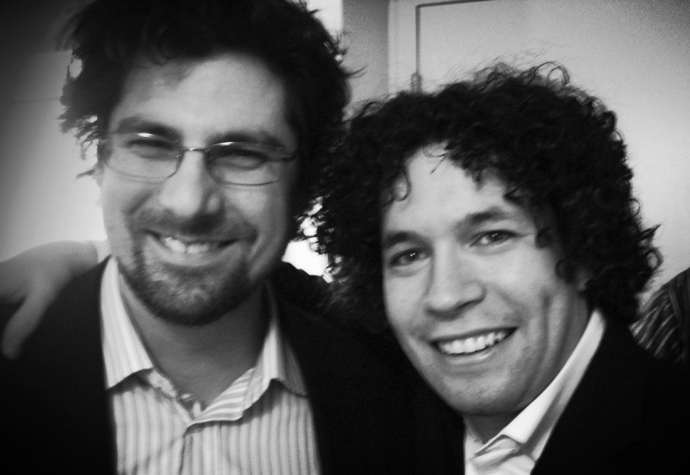 Allen Tinkham & Gustavo Dudamel