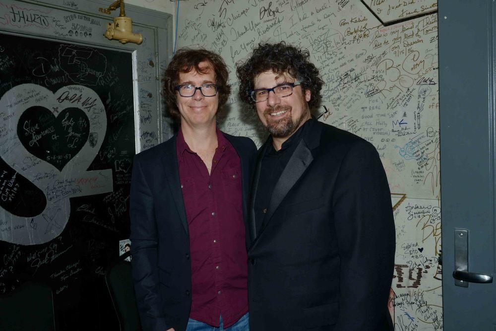 Ben Folds & Allen Tinkham Chicago Theater