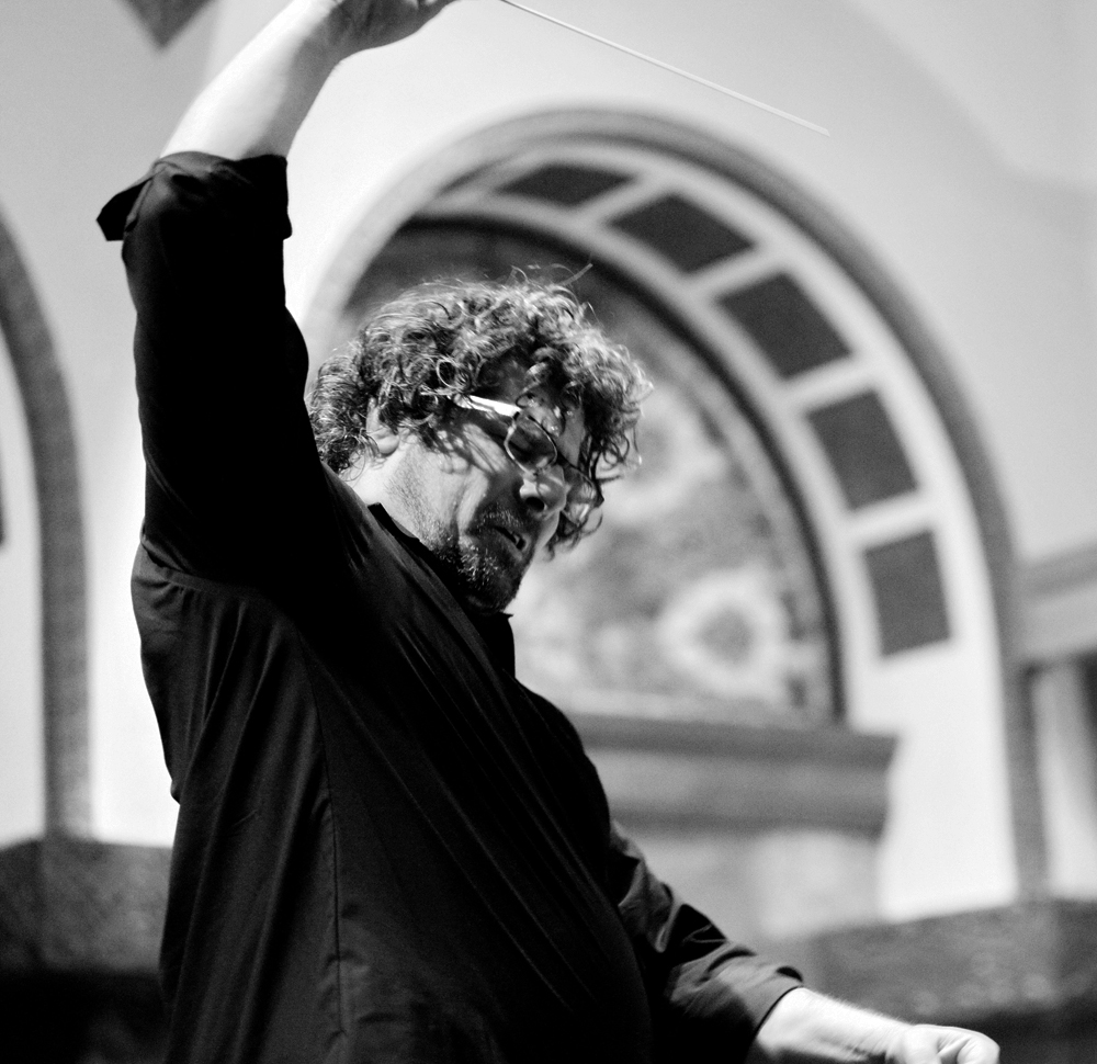 Conductor Allen Tinkham © Ed Spinelli   Photography