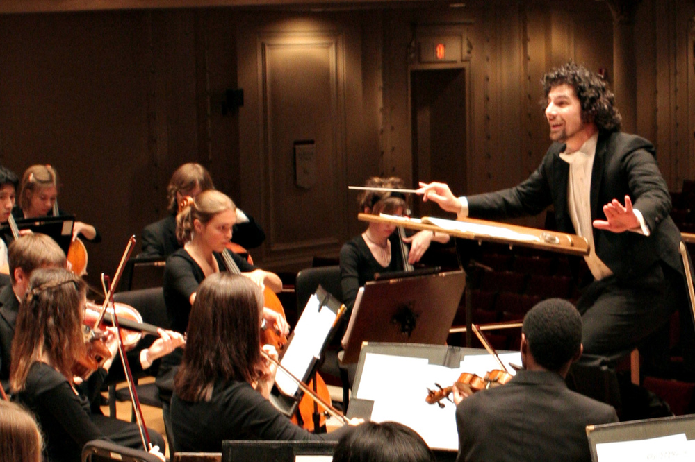 Conductor Allen Tinkham & CYSO Symphony Orchestra @ Orchestra Hall, Symphony Center
