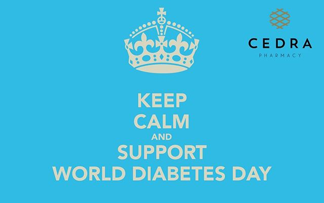 1 in 11 humans globally suffer from #t2d. But 1 in 2 adults with T2D are undiagnosed. Visit any Cedra location today for free blood glucose testing.