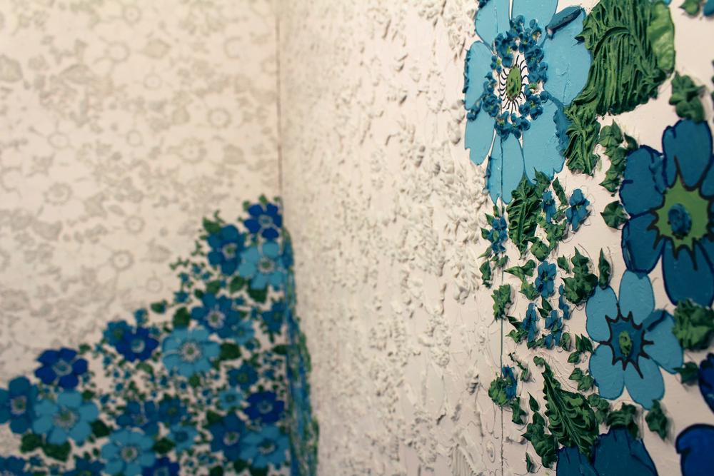 Untitled (Grandma Woodworth) Detail