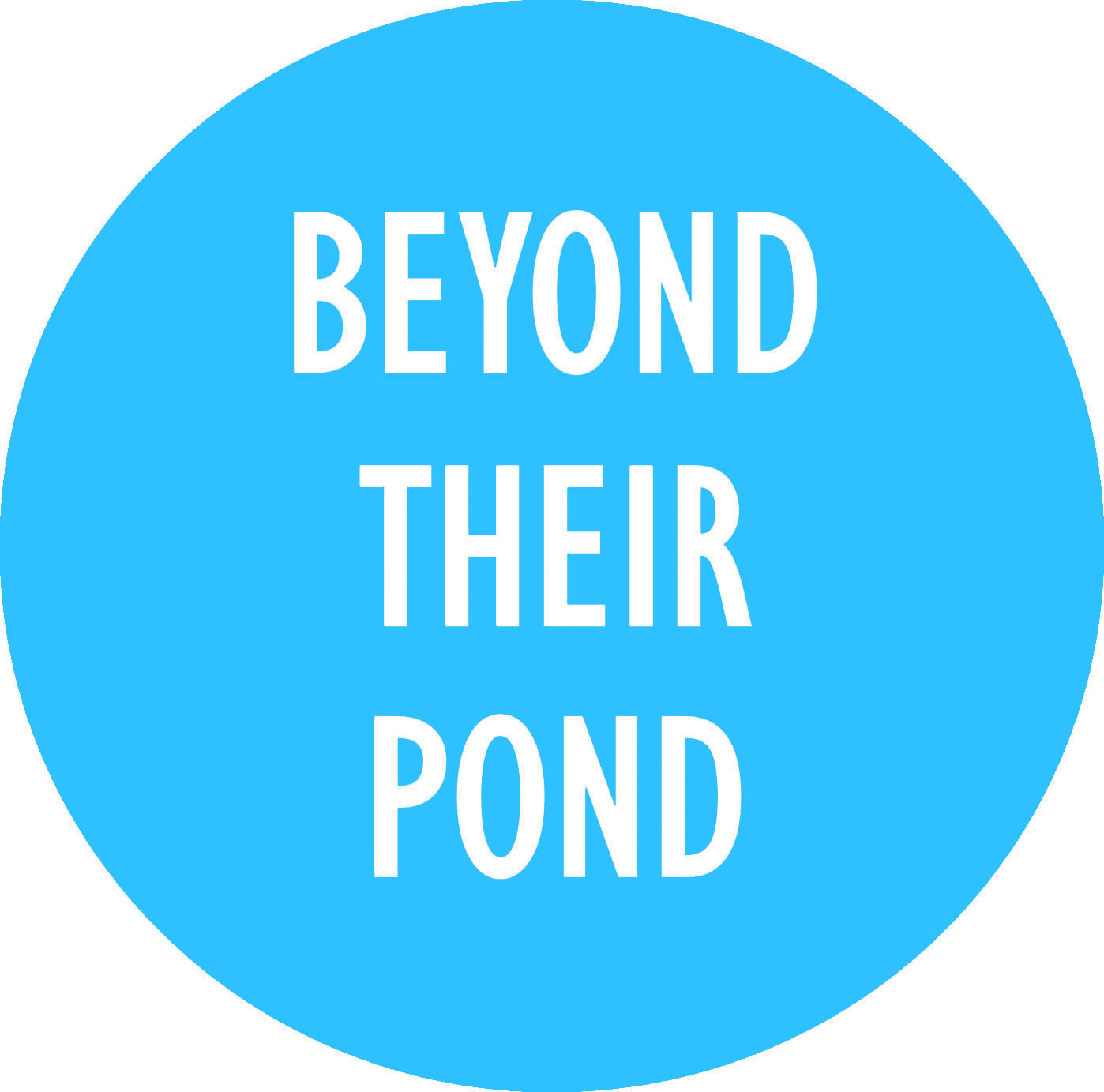 Beyond Their Pond, a cartoon about flamingos