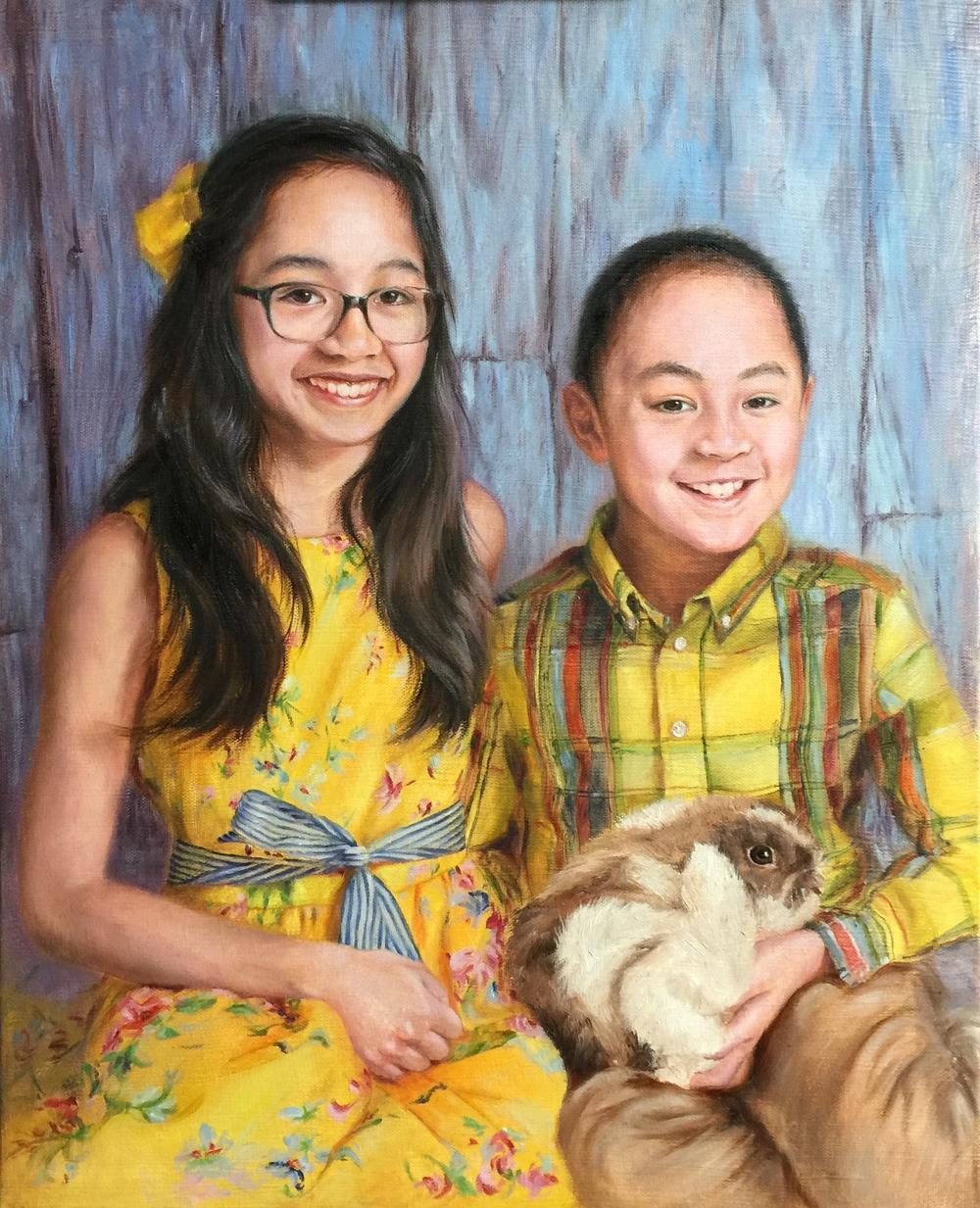 Jianna & Jio