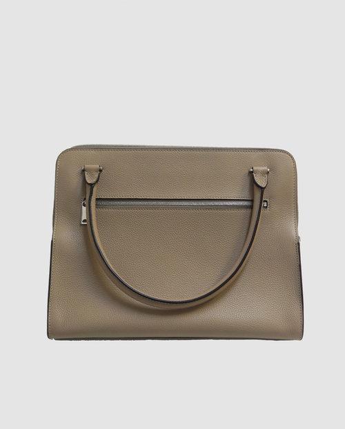 7b5e109071ae Celine Double Zipper Luggage Trapeze — Blogger Armoire