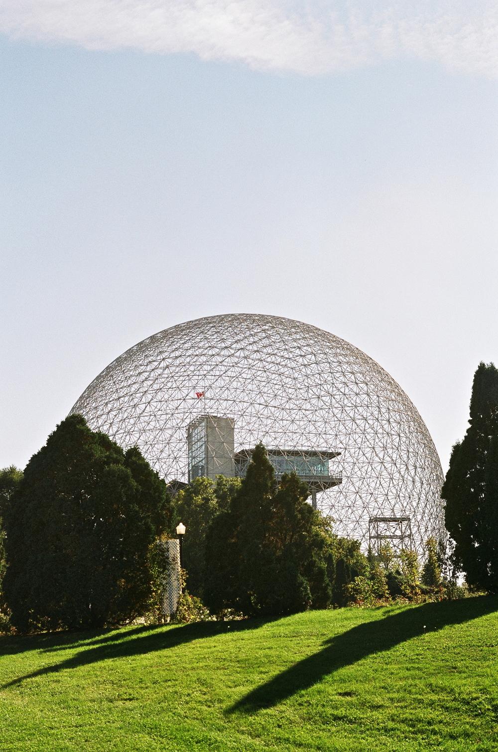 Biosphère, Montreal, 2014
