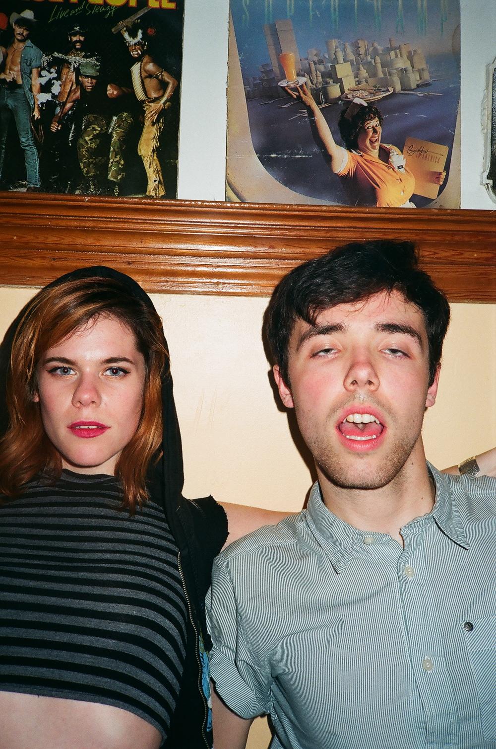 Nikki & Eamon, 2013