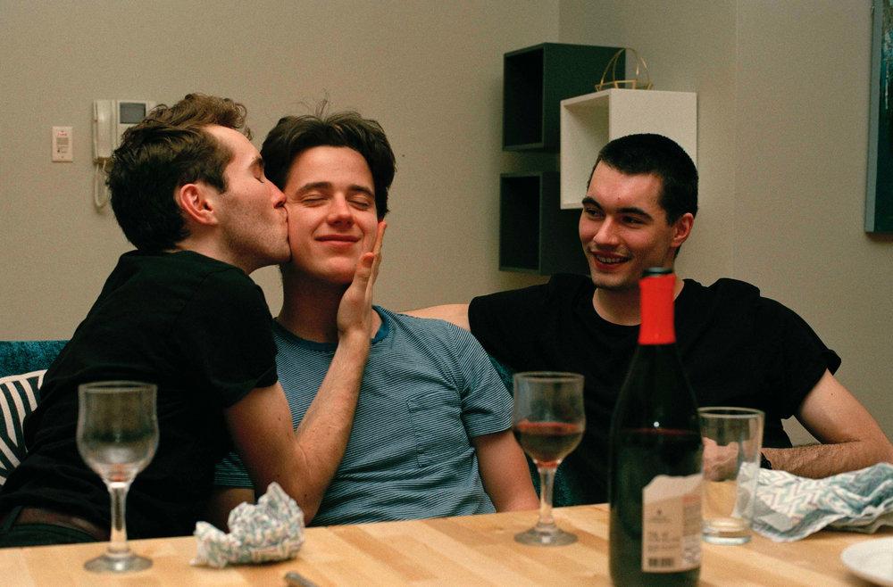Jamie, Brynjar & Joe, 2016