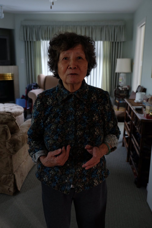 婆婆, 2017