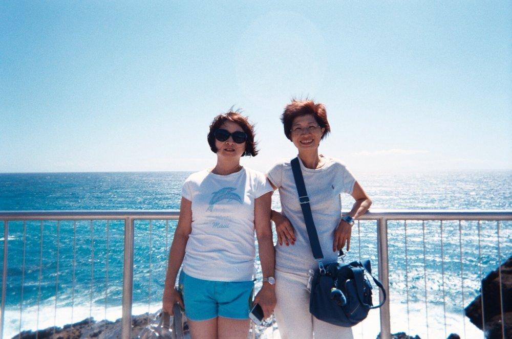 Mom &姨姨, 2012