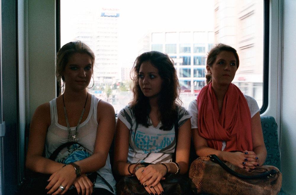Anna-Sophia, Maria & Antonia, 2010