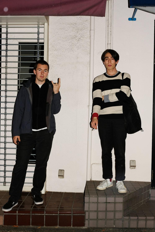 Hamish & Ren, 2018