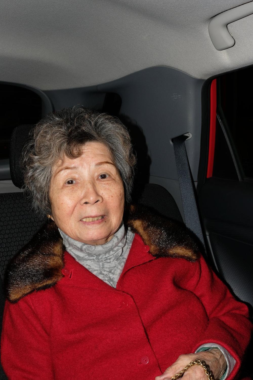 婆婆, 2018