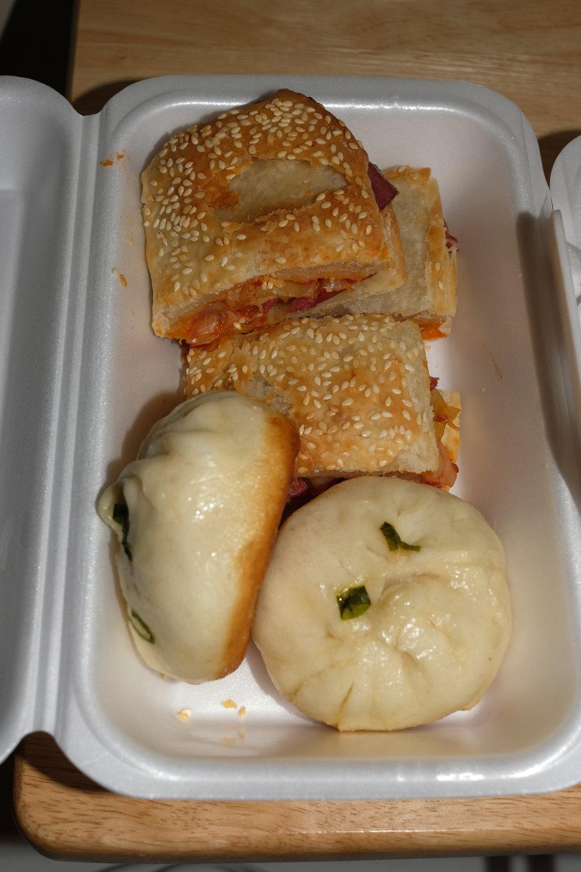 牛肉燒餅 & 生煎包, 2018