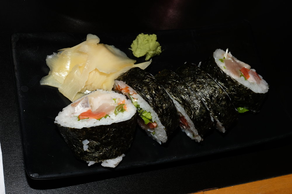 Shiro Roll, 2018