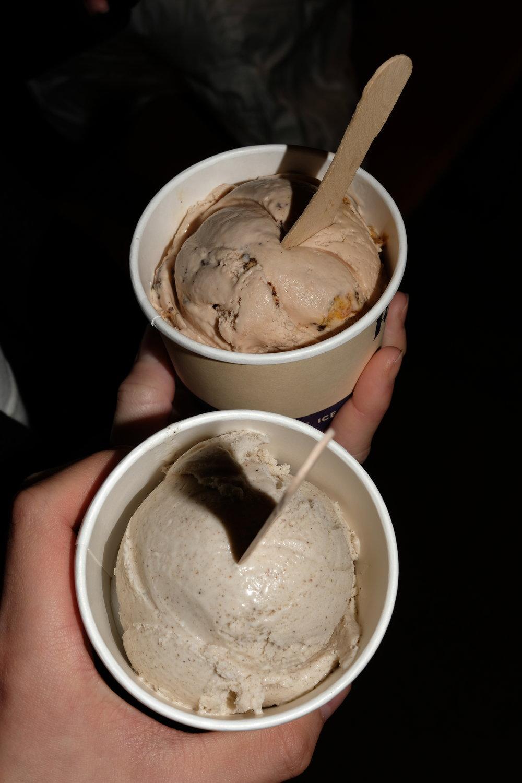 Rain or Shine Ice Cream, 2018