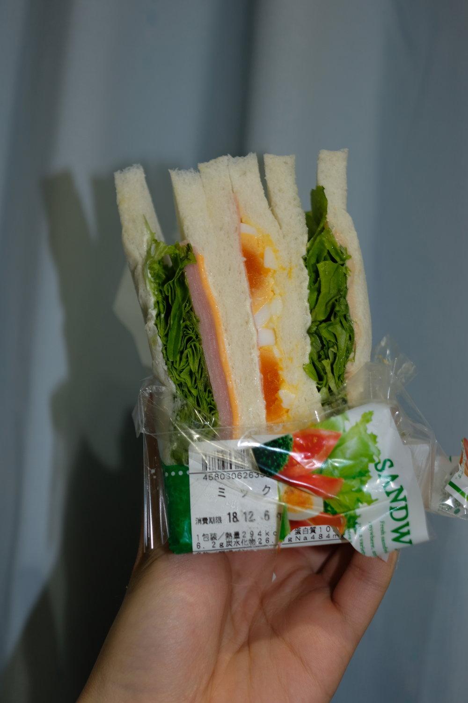 Sandwich, 2018