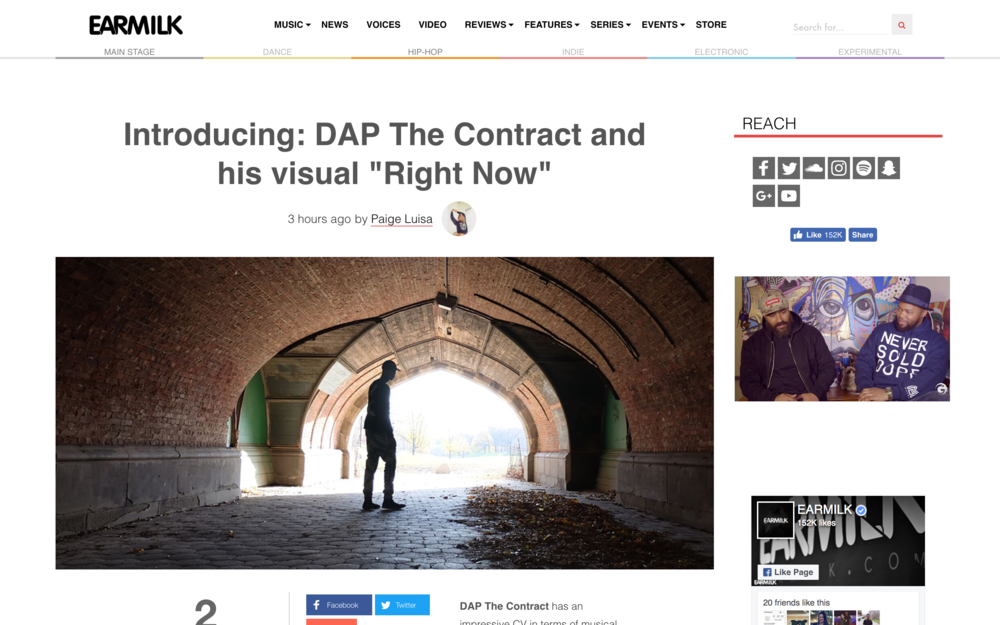 READ FULL ARTICLE HERE --}  http://earmilk.com/2017/04/14/introducing-dap-the-contract-and-his-visual-right-now/