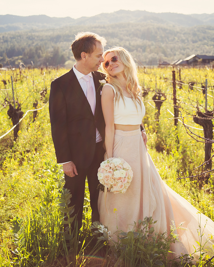 These two love birds have a good old time with each other in beautiful St. Helena.