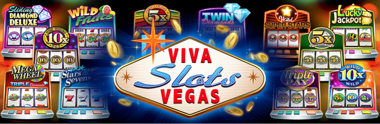 Viva Slots Vegas Music and Sound Design