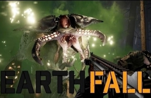 Earthfall-Music
