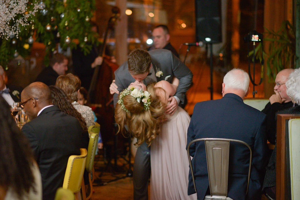 IES Owner and Director Chelsea Cottle's New Year's Day 2015 wedding.