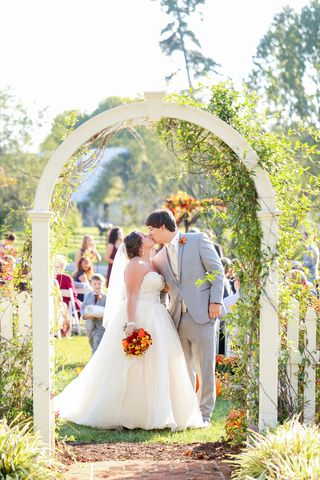 Outdoor Wedding Ceremony at Fairview Farm.jpg
