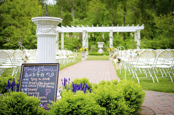 Outdoor Ceremony Setup at Historic Jasmine Plantation.jpg
