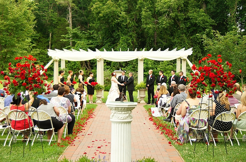 Outdoor Ceremony at Historic Jasmine Plantation.jpg