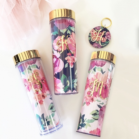 Floral Monogrammed Travel Mugs.jpg