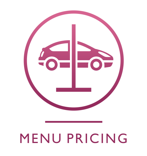 Menu Pricing Icon