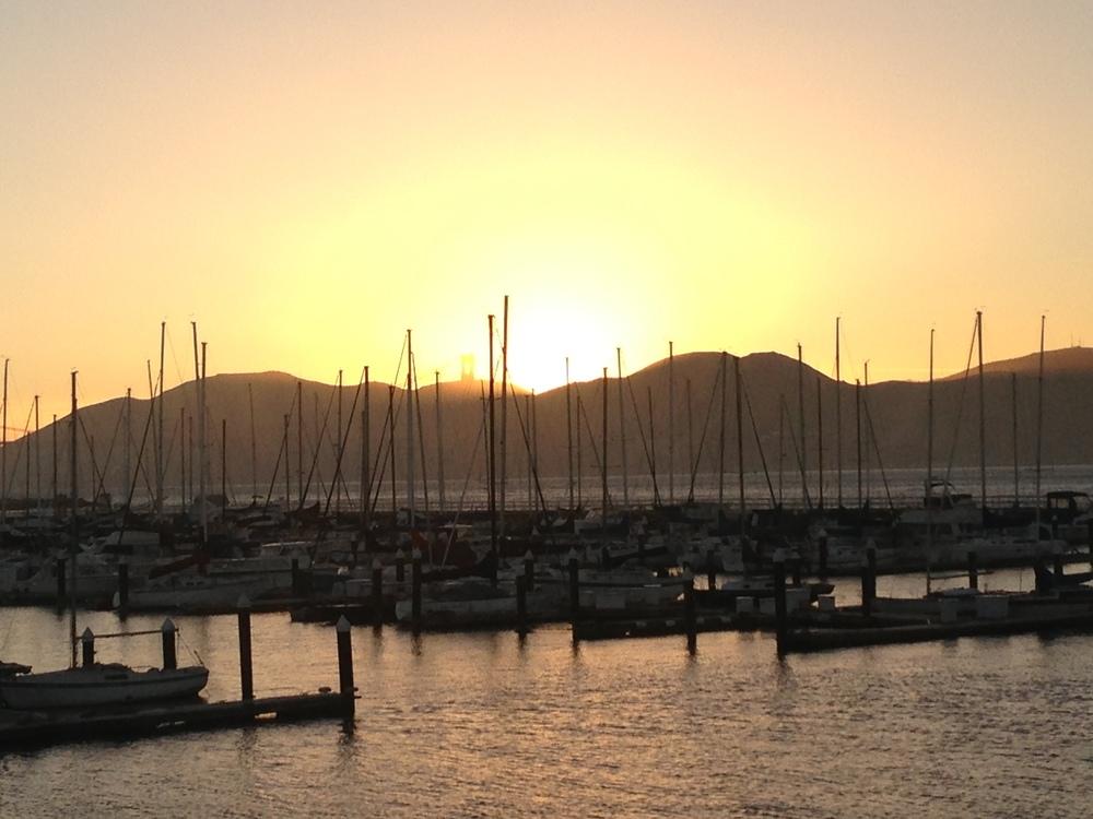 Sunset View 1, Greens