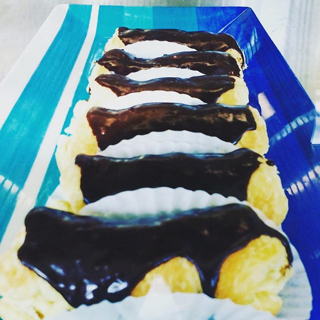 Did you order your Festivus eclairs? 2 more days to get your order in. Link in profile.