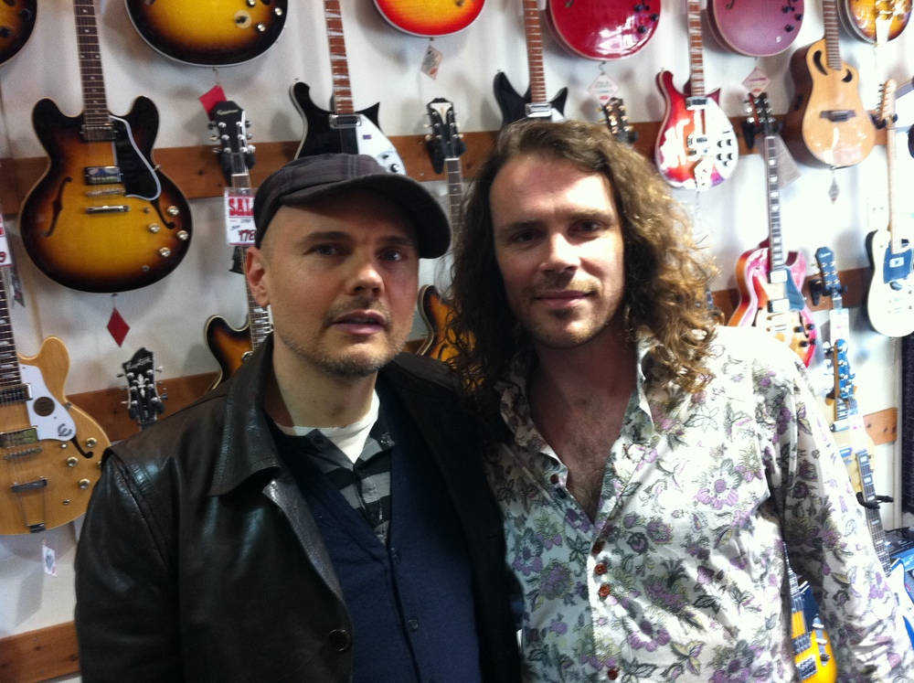 Billy Corgan - The Smashing Pumpkins